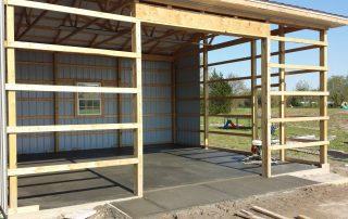 Concrete Construction Floor