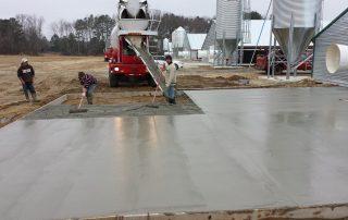 Concrete Construction Foundation