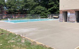 Finished Concrete Construction